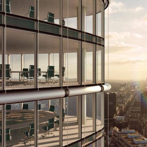 Manhattan Office Tower