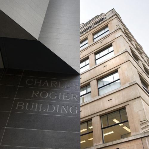 Charles Rogier Building